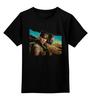 "Детская футболка классическая унисекс ""Mad Max / Безумный Макс"" - mad max, kinoart, шарлиз терон, fury road, том харди"