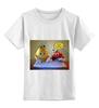"""Детская футболка классическая унисекс """"M&M's """" - конфеты, юмор, еда и напитки, m&m's"""