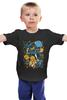 """Детская футболка классическая унисекс """"Clash of Clans"""" - столкновение кланов, clash of сlans"""
