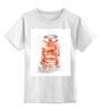 """Детская футболка классическая унисекс """"ELIE SAAB perfume """" - яркий, духи, акварель, perfume, парфюм"""