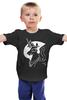 """Детская футболка классическая унисекс """"Molestia molestia molestia."""" - pony, пони"""