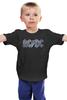 """Детская футболка """"AC/DC """" - heavy metal, hard rock, ac-dc, хэви метал, эйси диси"""