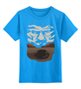 "Детская футболка классическая унисекс ""Heisenberg (Breaking Bad)"" - во все тяжкие, breaking bad, walter white, хайзенберг, гайзенберг"