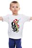 """Детская футболка """"лето"""" - cartoon"""