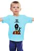 "Детская футболка классическая унисекс ""Chanel"" - прикол, юмор, духи, бренд, fashion, brand, шанель, perfume, karl lagerfeld, карл лагерфельд"