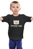 """Детская футболка """"Hipster time"""" - adventure time, время приключений, hipster, finn"""