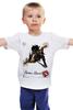 "Детская футболка ""Dota 2 Rasta"" - rasta, dota 2, шаман, dota 2 rasta, дота 2 раста"