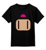"""Детская футболка классическая унисекс """"Бомбермэн (Bomberman)"""" - бомбермен, bomberman"""