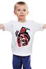 """Детская футболка классическая унисекс """"Orcinus Orca"""" - тотем, дельфин, orca, косатка, orcinus orca"""
