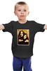 """Детская футболка классическая унисекс """"Джон Леннон и Йоко Оно """" - битлы, битлз, john lennon, йоко оно, джон леннон"""