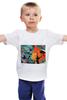 """Детская футболка классическая унисекс """"Batman"""" - комиксы, batman, бэтмен"""