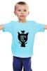"""Детская футболка """"Котэ всея руси."""" - царь, россия, котэ, русь"""