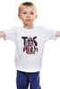 "Детская футболка классическая унисекс ""Taylor Swift "" - taylor swift, свифт, тейлор элисон свифт"