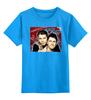 """Детская футболка классическая унисекс """"Comedy Club"""" - юмор, шоу, comedy club, гарик бульдог харламов, тимур батрутдинов"""
