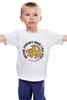 "Детская футболка ""Симба (Король Лев)"" - lion king, король лев, simba, симба"