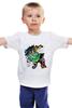 """Детская футболка классическая унисекс """"Иметь свое мнение можно"""" - конкурс"""