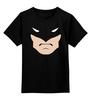 """Детская футболка классическая унисекс """"Бэтмен"""" - batman, супергерои, бэтмен, dc"""