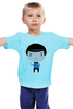 """Детская футболка """"Спок (Star Trek)"""" - star trek, спок, звёздный путь"""