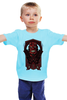 "Детская футболка классическая унисекс ""Сын Ада (Хеллбой)"" - comics, hellboy, хеллбой, son of hell, сын ада"