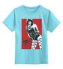"""Детская футболка классическая унисекс """"Sin City / Город Грехов"""" - джессика альба, ню, kinoart, sin city, город грехов"""