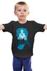 "Детская футболка классическая унисекс ""Шерлок Холмс (Sherlock Holmes)"" - bbc, sherlock, шерлок, шерлок холмс"