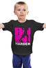 """Детская футболка классическая унисекс """"ФитПит.рф - Спортивное питание"""" - спорт, фитнес, run, кросфит, стильная майка"""