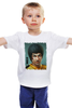 "Детская футболка ""Bruce Lee"" - karate, bruce lee, fighter, карате, брюс ли"