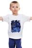 """Детская футболка """"Mortal Combat"""" - mortal kombat, мортал комбат, sub-zero, саб-зиро"""
