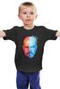 "Детская футболка классическая унисекс ""Heisenberg (Breaking Bad)"" - во все тяжкие, breaking bad, heisenberg, хайзенберг, гайзенберг"