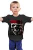 """Детская футболка классическая унисекс """"пираты карибского моря"""" - приколы"""