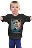 "Детская футболка ""Правда (Эдвард Сноуден)"" - obey, правда, edward snowden, truth, эдвард сноуден"
