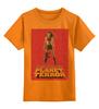 "Детская футболка классическая унисекс ""Planet Terror yellow"" - tarantino, квентин тарантино, planet terror, планета страха, rodriguez"