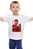 """Детская футболка классическая унисекс """"Однозначно!"""" - ссср, жириновский, коммунист, однозначно, лдпр"""