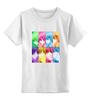 """Детская футболка классическая унисекс """"Идзуми Сэна и Итидзё Рёма"""" - аниме, манга, персонажи из манги, любовная сцена, сёнэн-ай"""