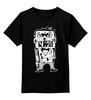 """Детская футболка классическая унисекс """"420 Time"""" - конопля, weed, 420, каннабис, 420 time, четыре-двадцать"""