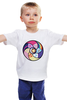 """Детская футболка """"Elements Of Harmony """" - арт, pony, mlp, пони"""