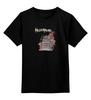 "Детская футболка классическая унисекс ""Ретро-кассир 1980х "" - ссср, ретро, клоун, vintage, nevermore"