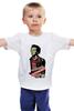 """Детская футболка классическая унисекс """"sid vicious"""" - punk, obey, sex pistols, сид вишес, sid vicious"""