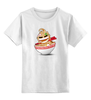 """Детская футболка классическая унисекс """"Рамэн"""" - еда, лапша, рамэн, ramen"""