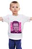 """Детская футболка классическая унисекс """"CHRISTOPHER WALKEN"""" - christopher walken, кристофер уокен"""