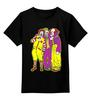 """Детская футболка классическая унисекс """"Джокер и Клоуны"""" - joker, batman, джокер, клоуны"""