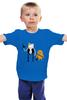 """Детская футболка """"Star Wars Time"""" - время приключений, лукас, adventure, хан соло, с финном и джейком"""