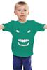 "Детская футболка классическая унисекс ""Халк (Hulk)"" - hulk, халк"