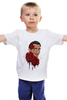 """Детская футболка классическая унисекс """"Сальвадор Дали и розы."""" - арт, сюрреализм, roses, salvador dali, surrealism, artist"""