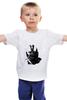 """Детская футболка """"Суперзлодей комиксов - Бэйн"""" - batman, супергерой, dc, бэйн, bane, бэтман, суперзлодей"""