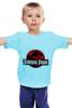 "Детская футболка ""jurassic park "" - парк юрского периода, jurassic park"