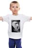 """Детская футболка классическая унисекс """"Маяковский"""" - маяк, литература, маяковский"""