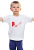 """Детская футболка классическая унисекс """"Дуновение"""" - сердце, сердечко, девушки"""