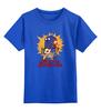 """Детская футболка классическая унисекс """"Doctor Adventure Time"""" - doctor who, adventure time, время приключений, доктор кто"""