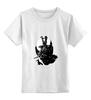 """Детская футболка классическая унисекс """"Суперзлодей комиксов - Бэйн"""" - batman, супергерой, dc, бэйн, bane, бэтман, суперзлодей"""